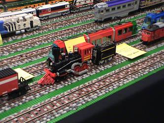 BrickCon 09 - Lego General by TaionaFan369