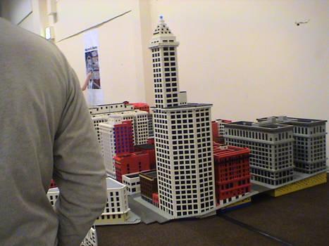 BrickCon 09 - LEGO Smith Tower