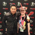 Me and Dante Basco by TaionaFan369