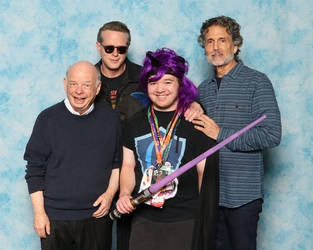 Me and some Princess Bride Boys by TaionaFan369