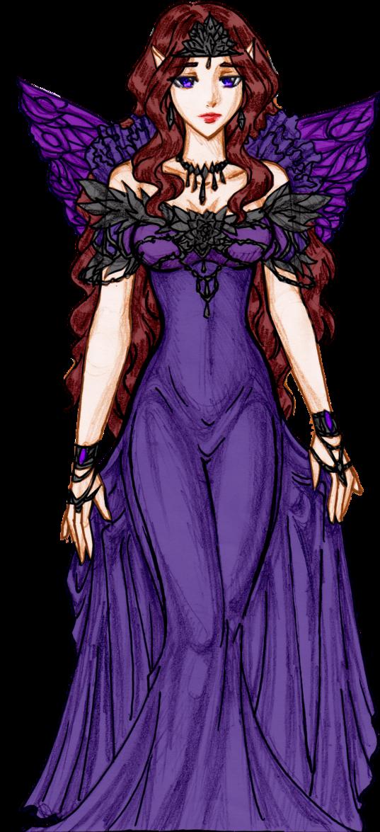 Queen Beryl- AU 1 by justinedarkchylde