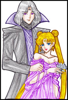 Diamond and Serenity Cosplay 3