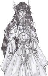 Old Art: Shadowguard 1 by justinedarkchylde