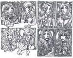 Ornate Art 4 by justinedarkchylde