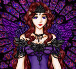 Queen Beryl of the Dark Kingdom