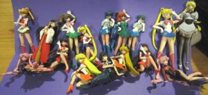 Sailormoon Set