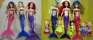 More Dolls by justinedarkchylde