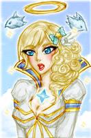 For Empress Boa by justinedarkchylde