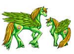 Pony Art for Leonaenae