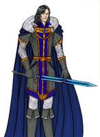 King for Widowmaker by justinedarkchylde