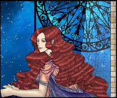 Queen Beryl by justinedarkchylde