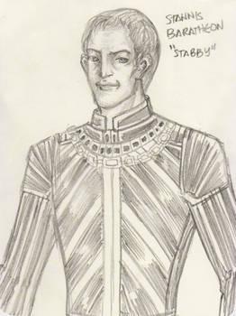 Stannis aka Stabby Baratheon Fanart