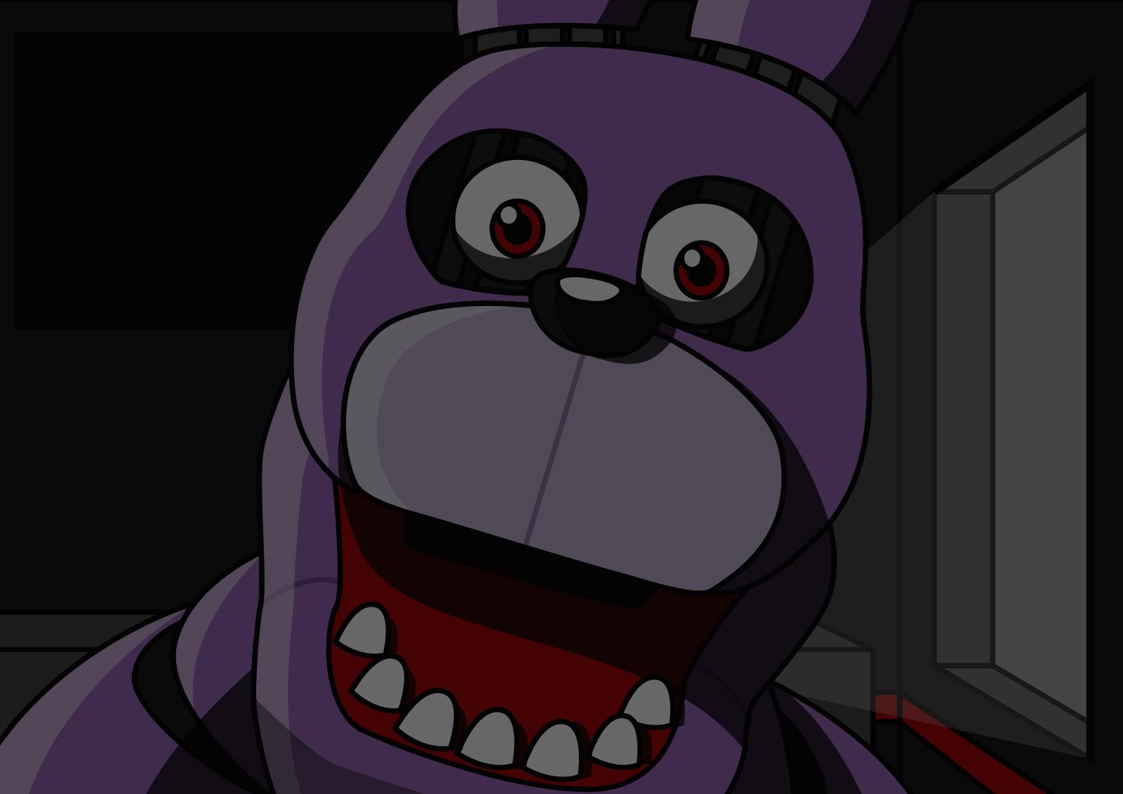 Five Nights At Freddy's Bonnie Animated bonnie - five nights at freddy'sarung98 on deviantart