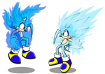 Burn and Frez the Hedgehogs