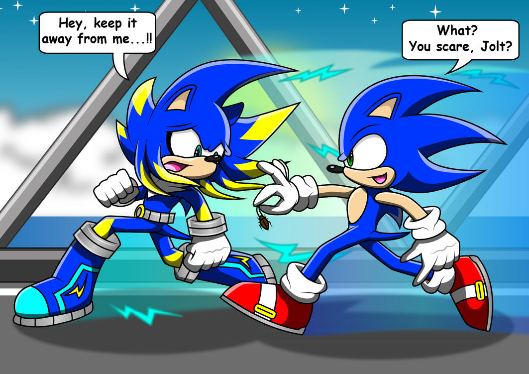 Chased By Sonic The Hedgehog By Arung98 On Deviantart