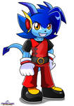 Freedom Planet : Blade The Dragon