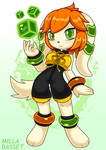 Freedom Planet 2 - Milla Basset