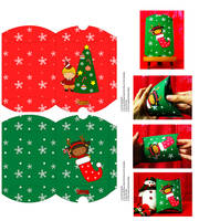 Pigtails Christmas Box by jazgirl