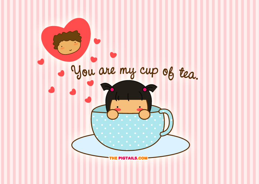 You Re My Cup Of Tea By Jazgirl On Deviantart
