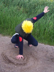 Jounin Naruto Summoning Jutsu