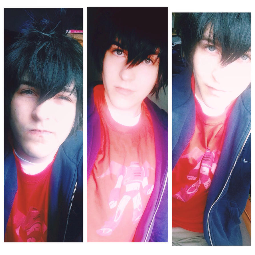 Hiro Hamada costest by TheManOfManyFaces