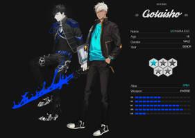 GT: Eiji Uehara by zombriefs