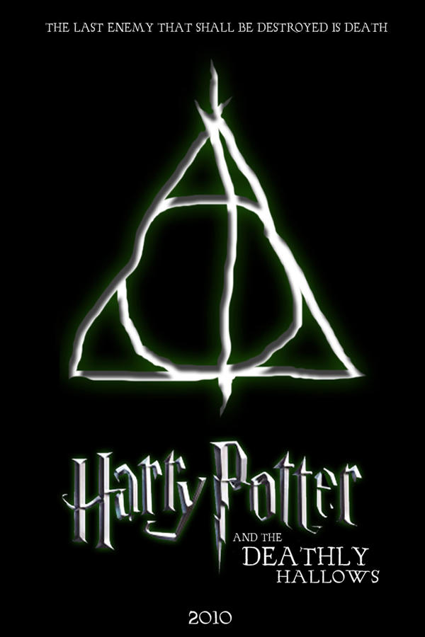 Deathly Hallows Teaser 2 By Darthy13 On Deviantart