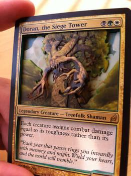 Doran, The Siege Tower