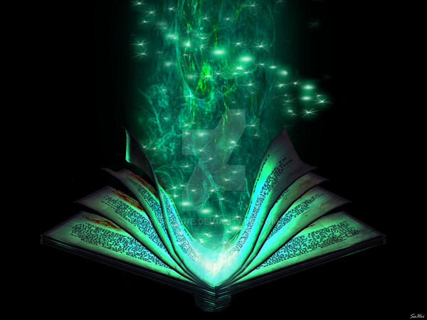 daesings magic book by ealaine on deviantart