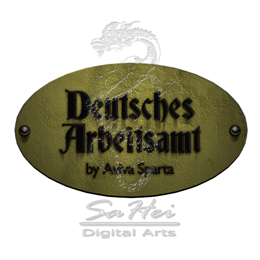Deutsches Arbeitsamt SL Logo by Ealaine
