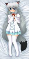 ~ Ivory hug pillow ~