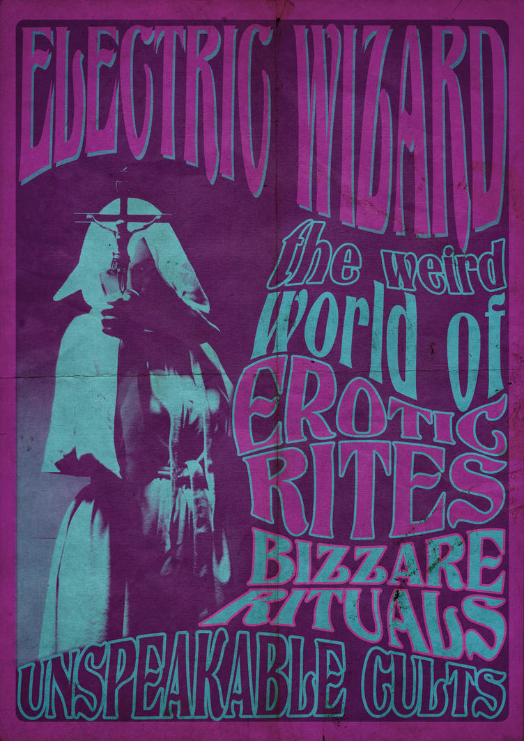 2006 Electric Wizard - Electric Wizard [Rise Above ...   Electric Wizard Album Art