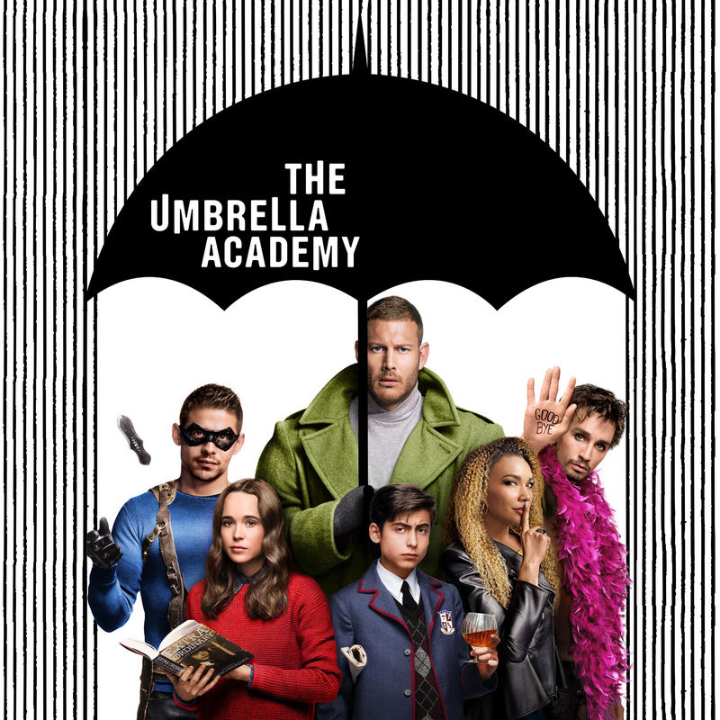 The Umbrella Academy - Cover