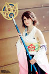 Summoner Yuna - Final Fantasy X