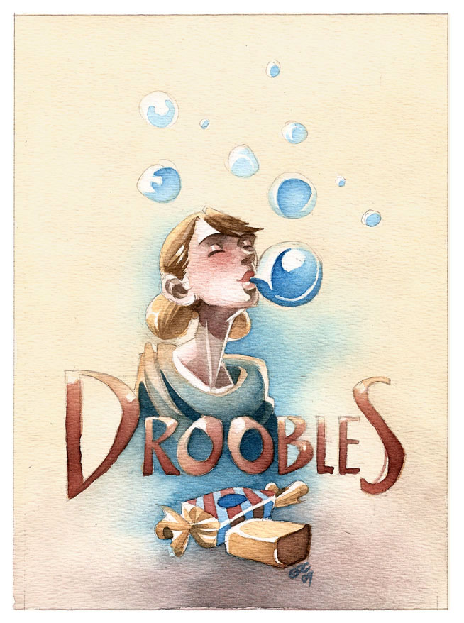 Droobles by deeterhi