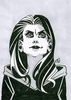 Bellatrix Sketch