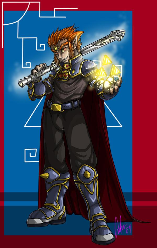 Ganondorf by nyausi