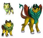 FKMN - The Riddle Pokemon