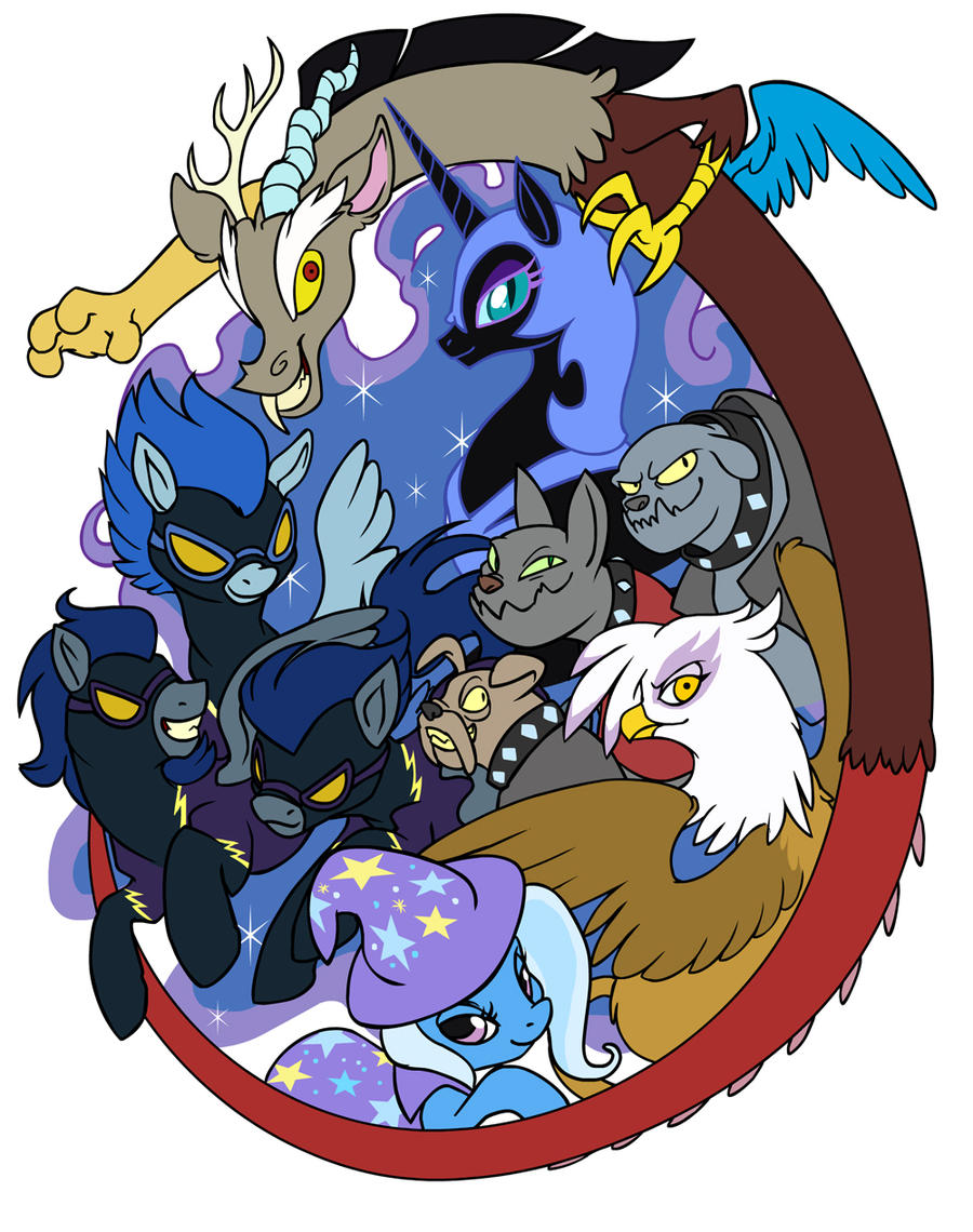 WeLoveFine - Contest - TEAM CHAOS by nyausi