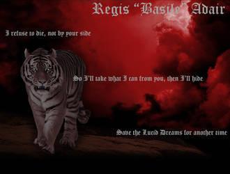 Regis Adair by FoulGuardian