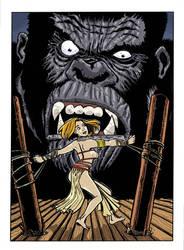 King Kong by Orsorama