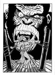 Kong2 by Orsorama
