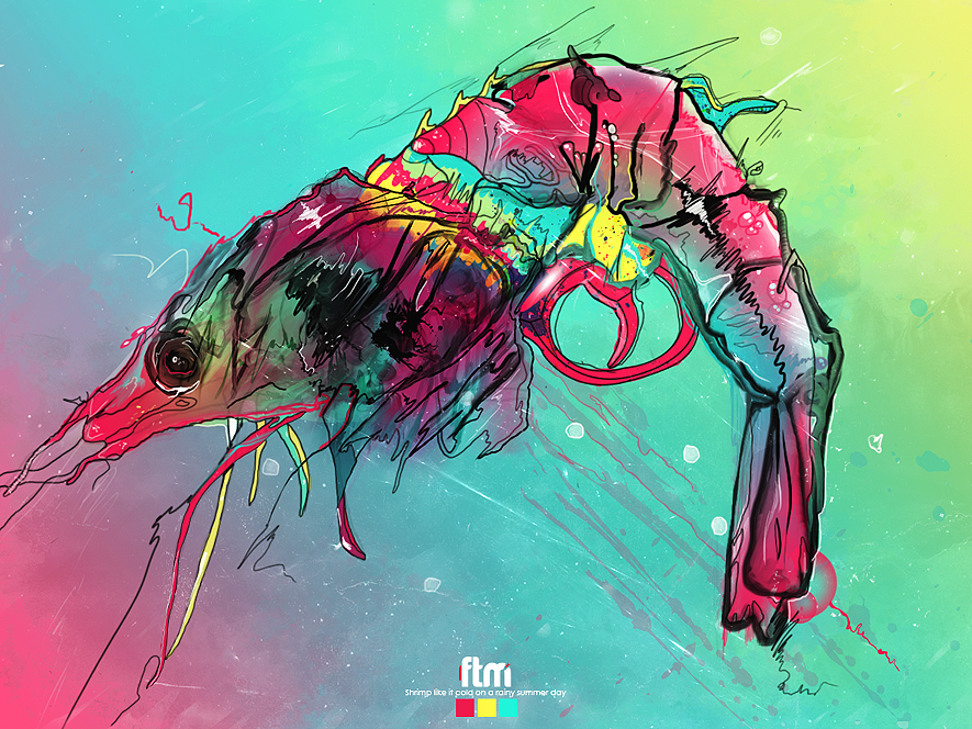 Shrimpin' by Bird-Unit