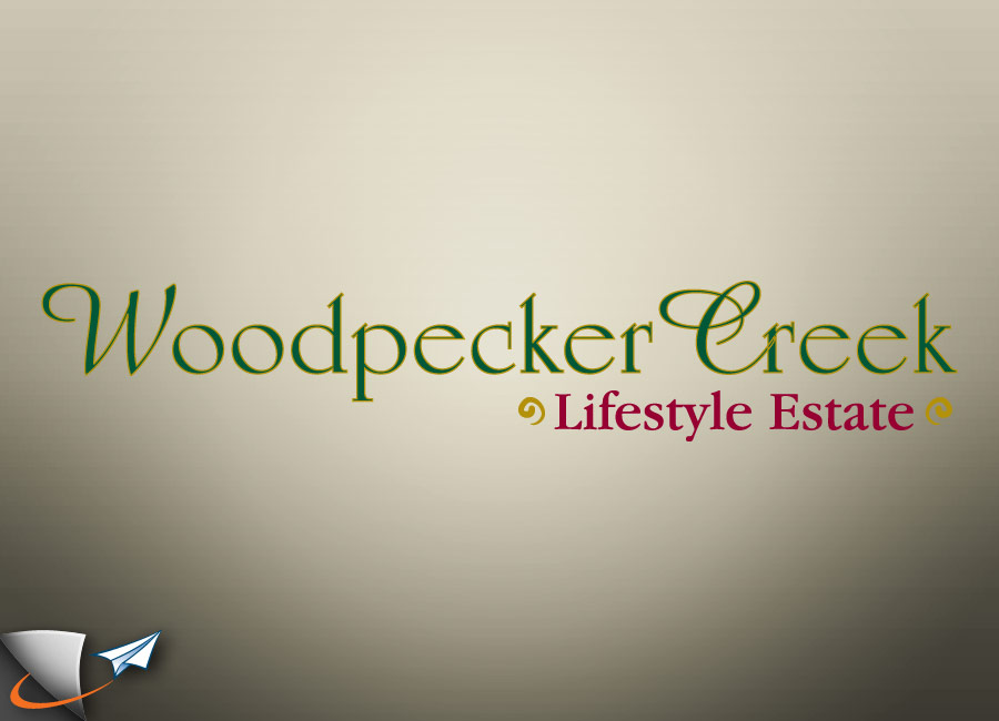 Woodpecker Creek estate logo