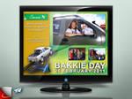 Senwes Bakkie day screen saver