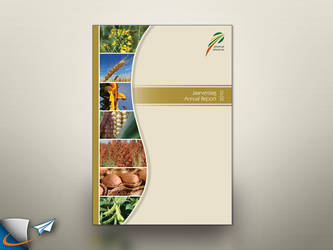 SA Graan Grain annual report by Infoworks