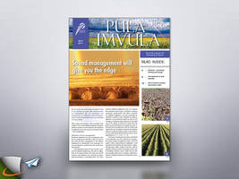 Pula Imvula monthly magazine by Infoworks