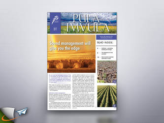 Pula Imvula monthly magazine by Infoworks