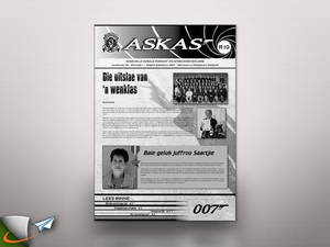 Askas quarterly magazine