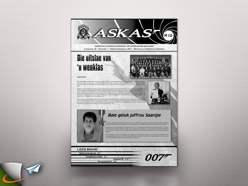 Askas quarterly magazine